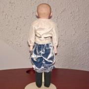 Antique German Gebruder Heubach doll 7844