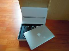 Brand new macbook