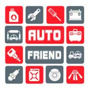 Cars, batteries, motor oils and auto chemical goods
