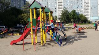 Children's playgrounds from the manufacturer in Kiev