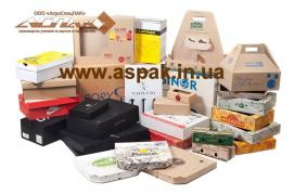 Corrugated boxes from the manufacturer