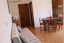 Croatia. Sun, sea and beautiful beaches. Apartments Vitali