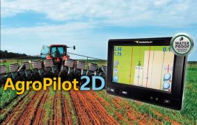 Exchange your old AgroPilot 1 Hz on the new lightbar 10 Hz