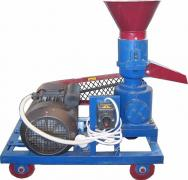 Granulators, extruders, conditioners, crushers