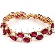 High quality gold plated costume jewelry