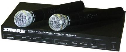 Hire a retro microphone, wireless microphones in Kiev