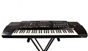 Hire of synth and keyboards in Kiev