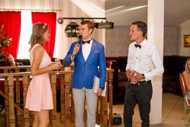 Leading singing master of ceremonies DJ Anniversary, Wedding, corporate