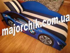 Ліжко машина Еліт з матрацом + подушка в ПОДАРУНОК + доставка