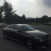 Mercedes-benz E200 Kompressor AMG Turbo