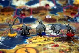 Настільні ігри - захоплюючий і різноманітне дозвілля