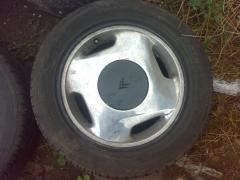 Продам оригинальные легкосплавные диски R14 на Citroen