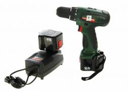 R3-600003, Rechargeable drill driver 14.4 V CTR, dark green
