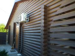 Ремонт і реставрація, дерев'яних будинків і бань, зі зрубу