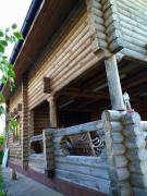 Ремонт и реставрация, деревянных домов и бань, из сруба