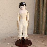 Replica China head dolls from Lillian Smith