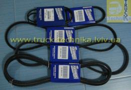 Set Carrier Maxima, belt, filter