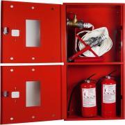 Шкафы пожарные (ШП, ШПК, ШПО) и комплектующие