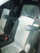 The device is a passive safety in the car