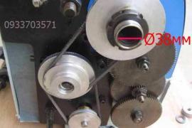 Токарно-гвинторізний верстат WM210V