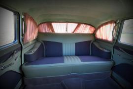 Тюнінг Внутрішній Перетяжка салону, заміна оббивки автомобіля