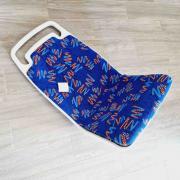 Upholstered passenger seat