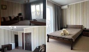 Відпочинок на морі в Бердянську, гостьовий будинок Міліса